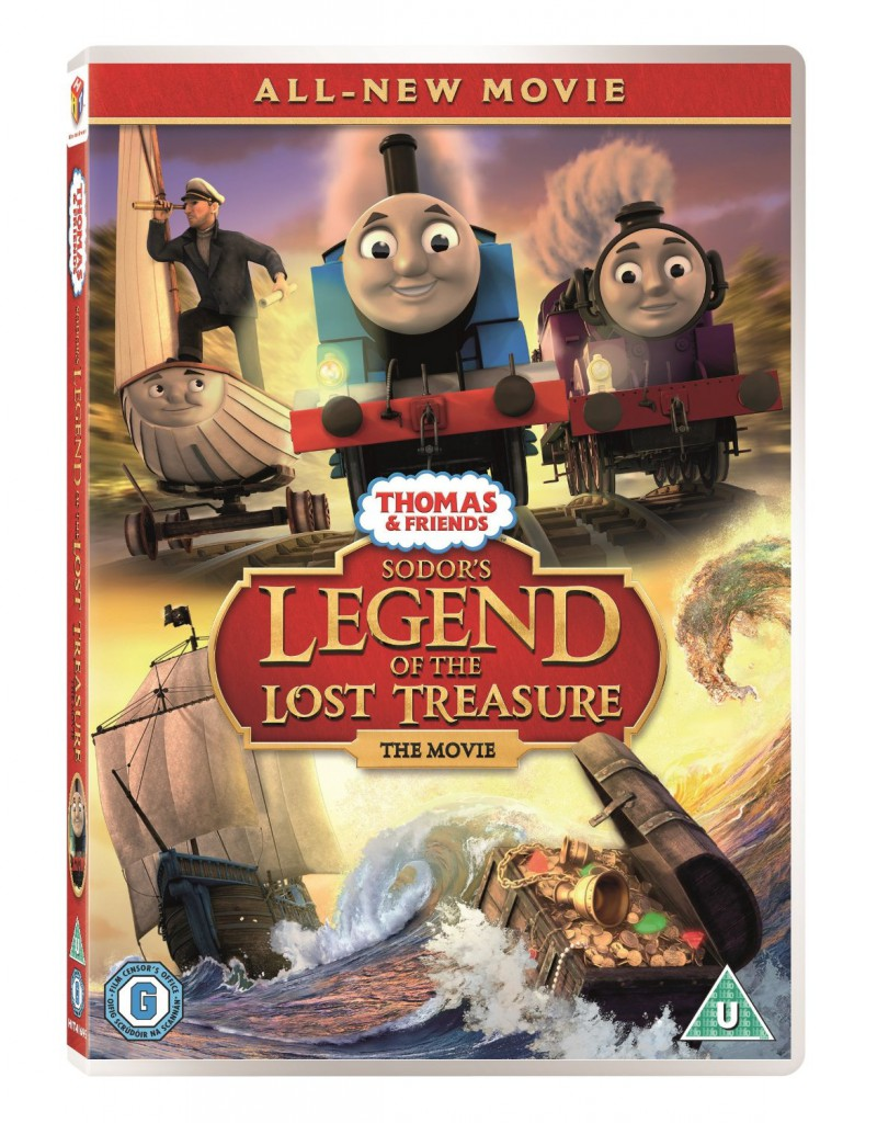 Thomas Amp Friends Sodor S Legend Of The Lost Treasure In
