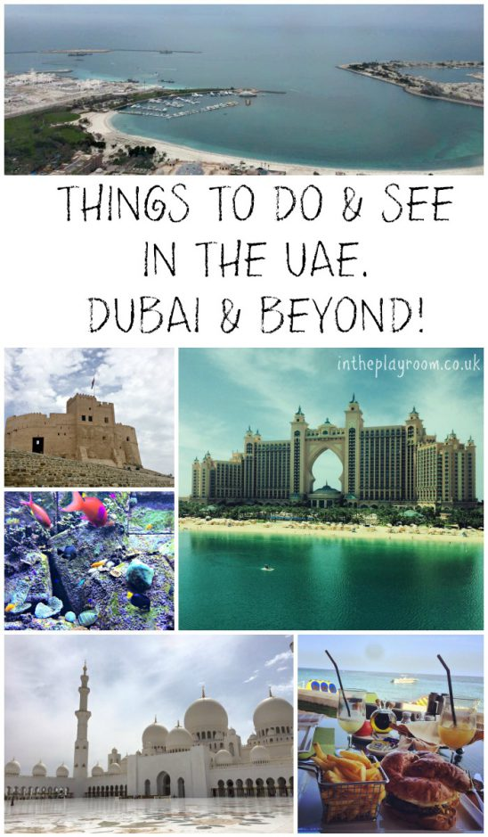 Exploring the UAE: Dubai and Beyond