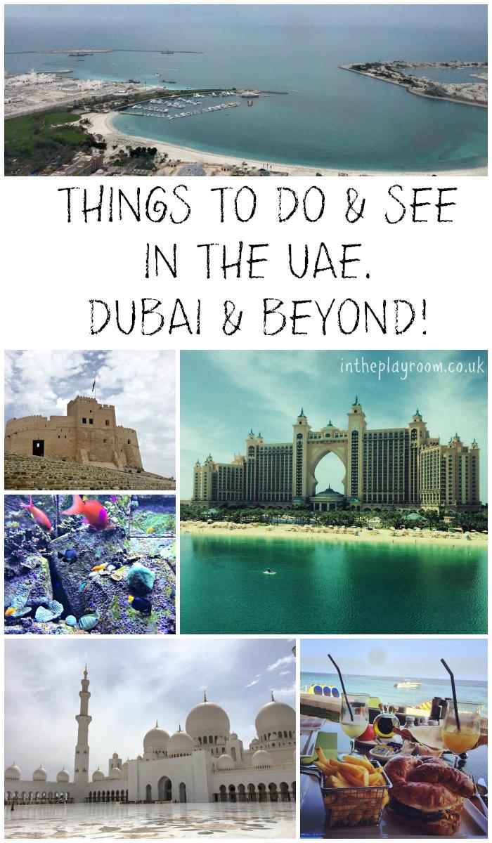 Exploring the UAE: Dubai and Beyond