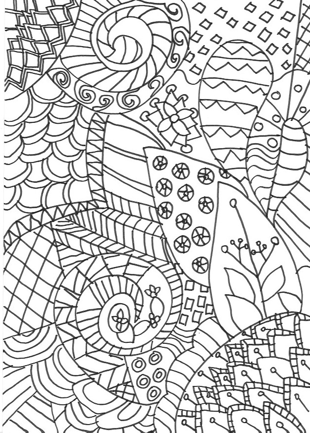 Zentangle-scan