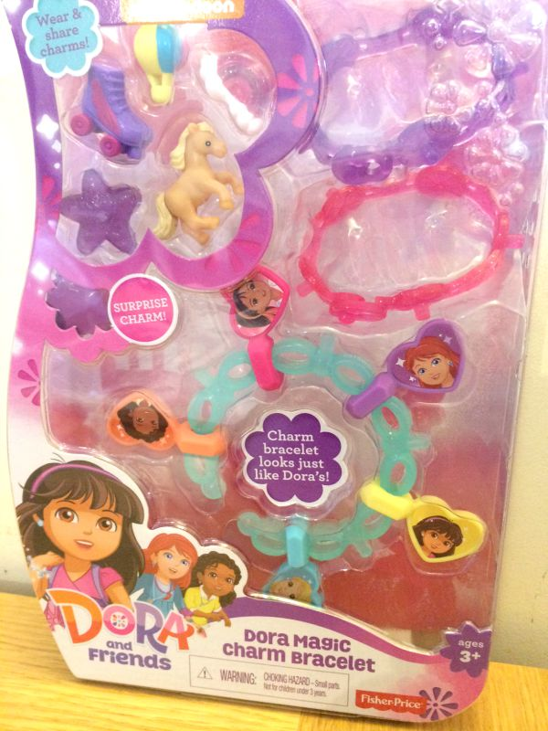 dora-charm-bracelet