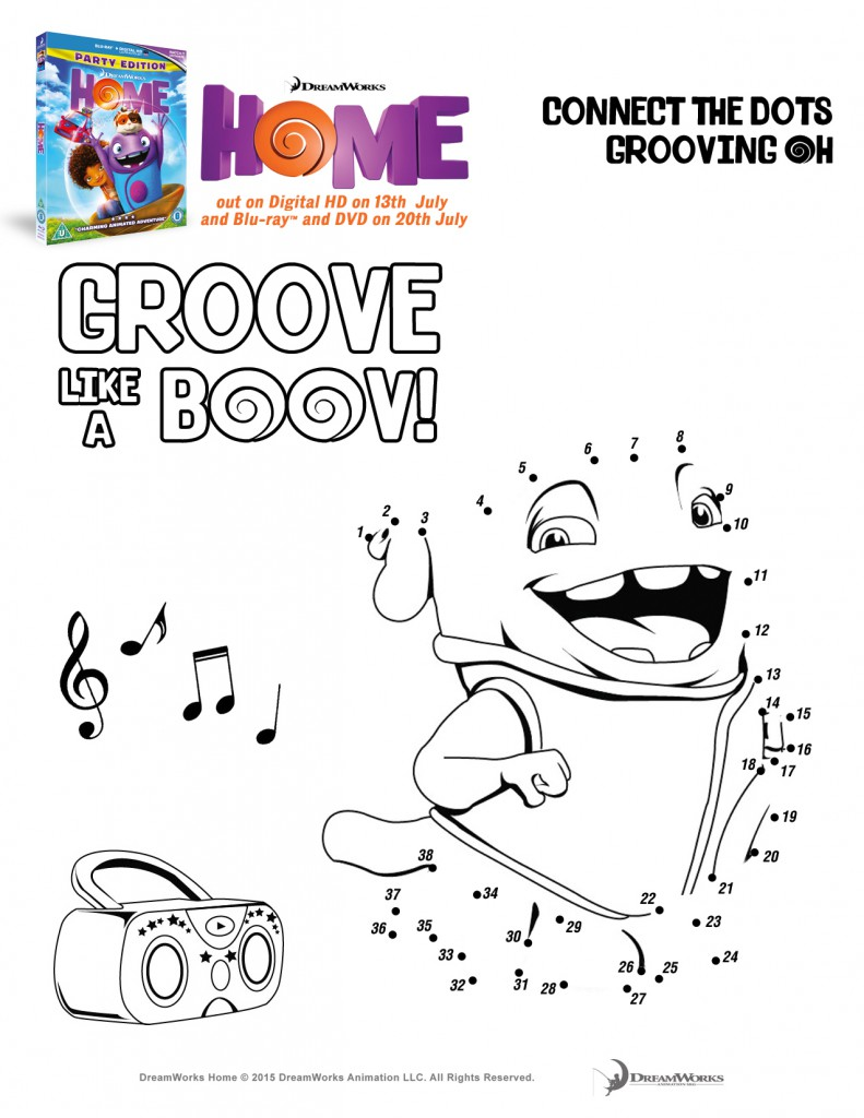 boov coloring pages - photo#23
