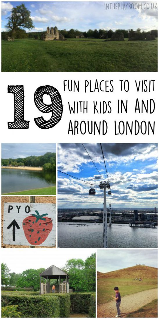 19 London Days Out for Kids this Summer