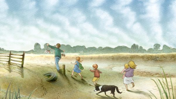 We're Going on a Bear Hunt Comes to Channel 4