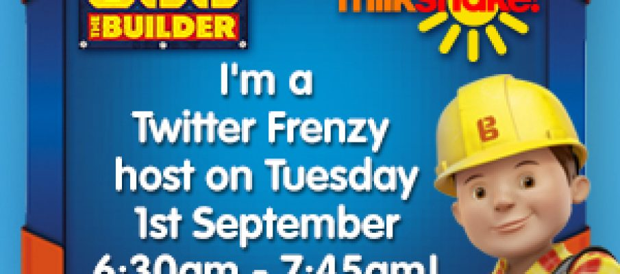 Blogger Button twitter frenzy host