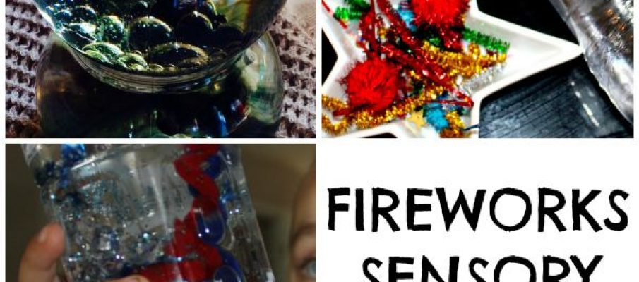 FIREWORKS-SENSORY