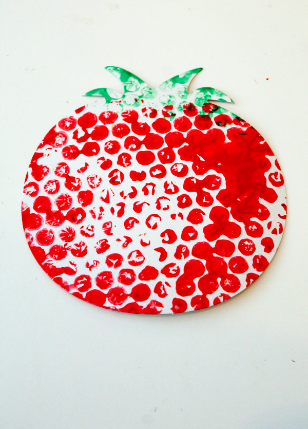 red day craft ideas wrap printed fruit amp veg in the playroom 5322