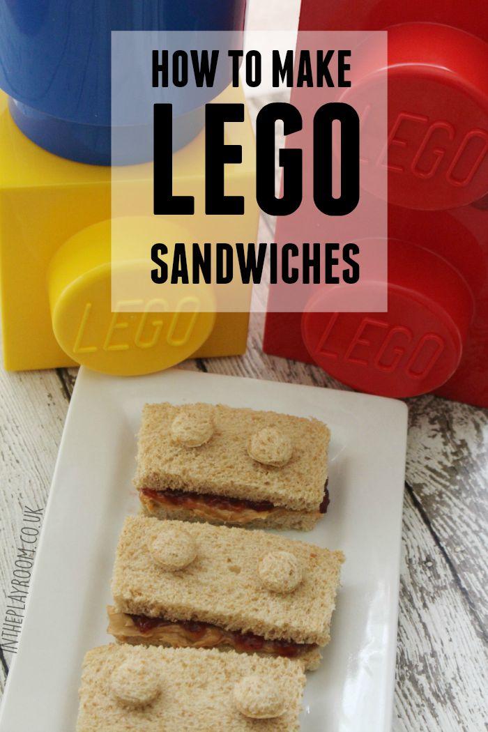 LEGO-Sandwiches
