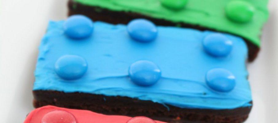 Lego Brownies 1-1