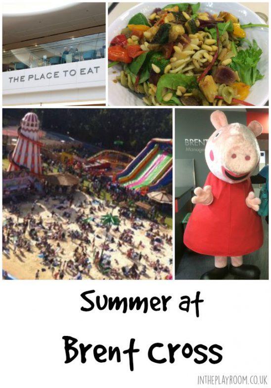 Summer at Brent Cross