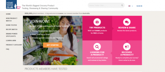 Get Started with Testing Products at Home