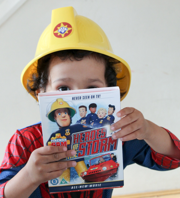 Fireman Sam Heroes of the Storm