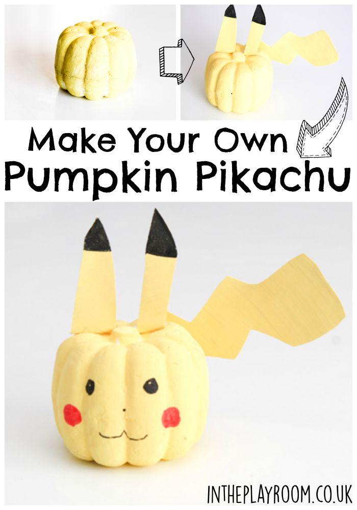Pumpkin-pikachu-pin