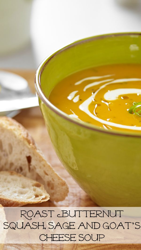 Weetons Roasted butternut squash soup-pin