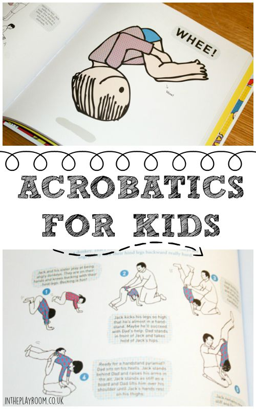 Jack's Acrobatics: Acrobatics for Kids