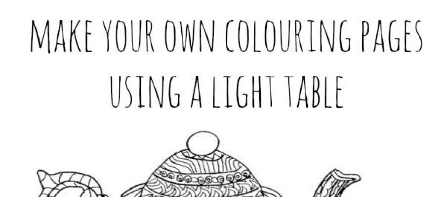colouring-pages-light-table