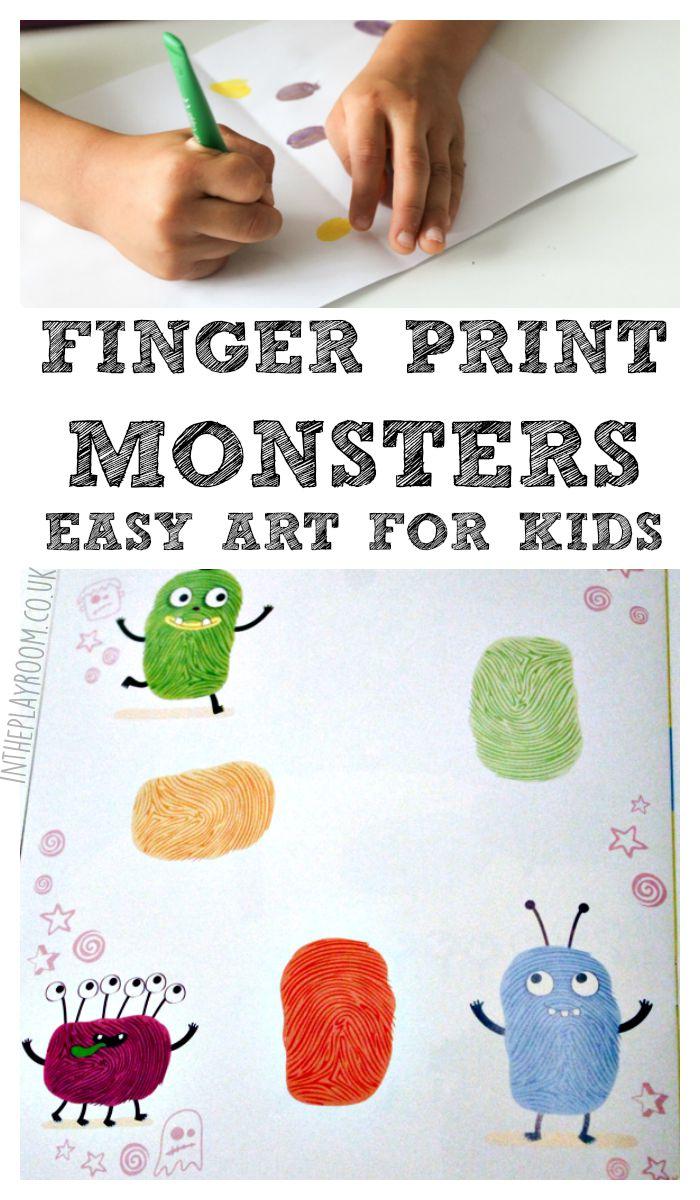 fingerprint-monsters