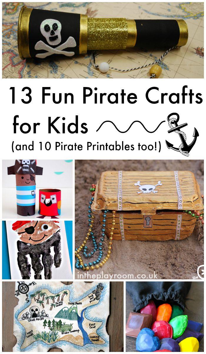 pirate-crafts