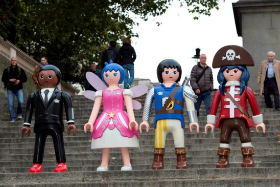 Playmobil Super 4 Adventure Trails