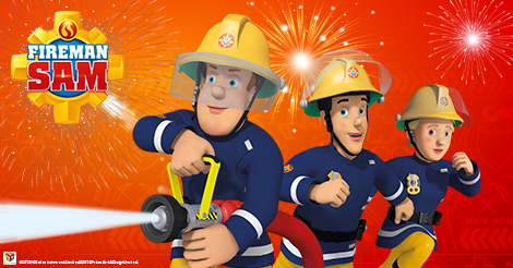 Fireman Sam's Fire Safety Tips