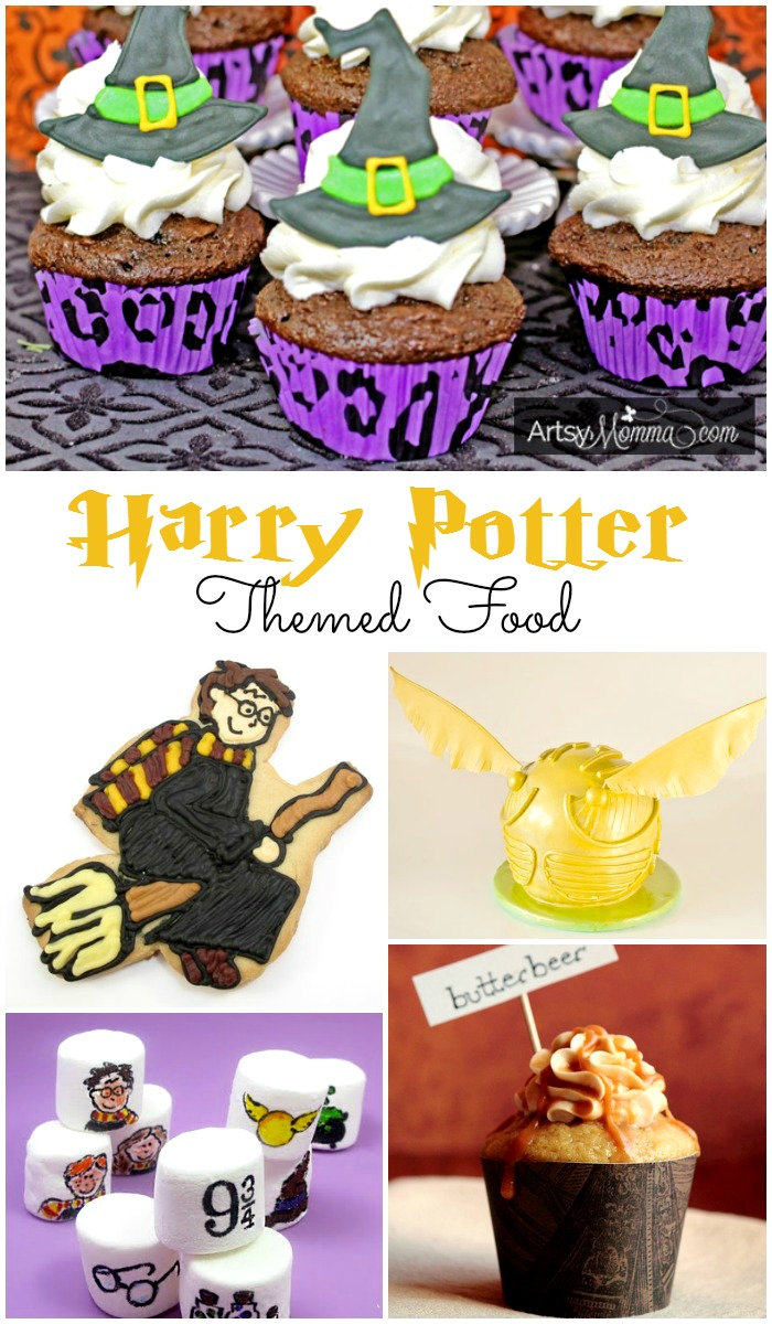 Harry Potter Themed Food #2