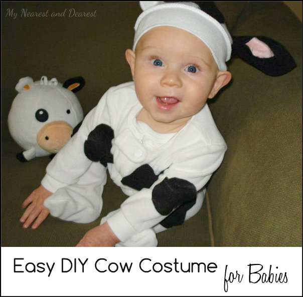 How-to-make-a-cow-costume-for-a-baby.-Super-easy-and-so-cute