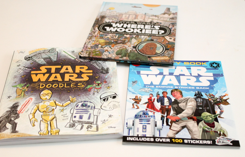 Star Wars Reads Day (with Giveaway!)