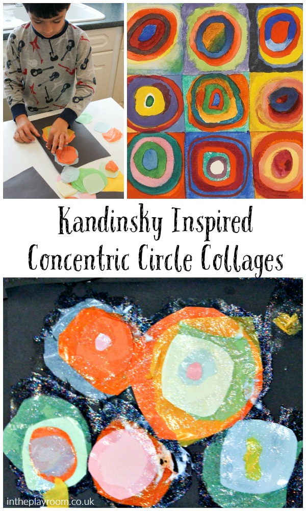 Kandinsky-Circle-Collages