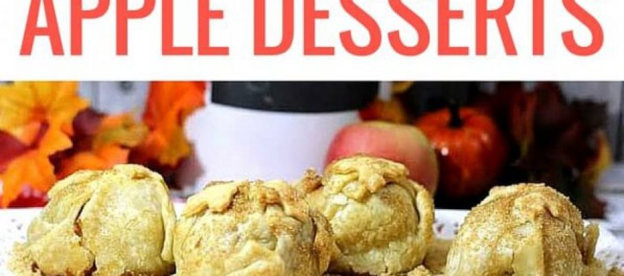 apple desserts 1