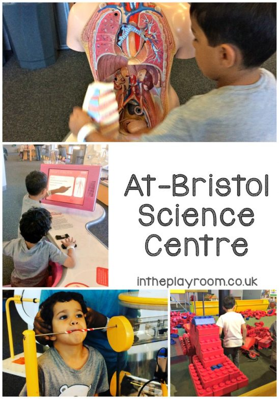At Bristol Science Centre