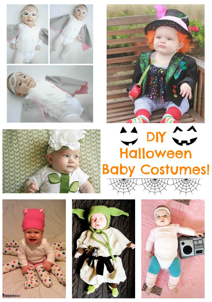 21 Adorable DIY Costumes for Baby this Halloween