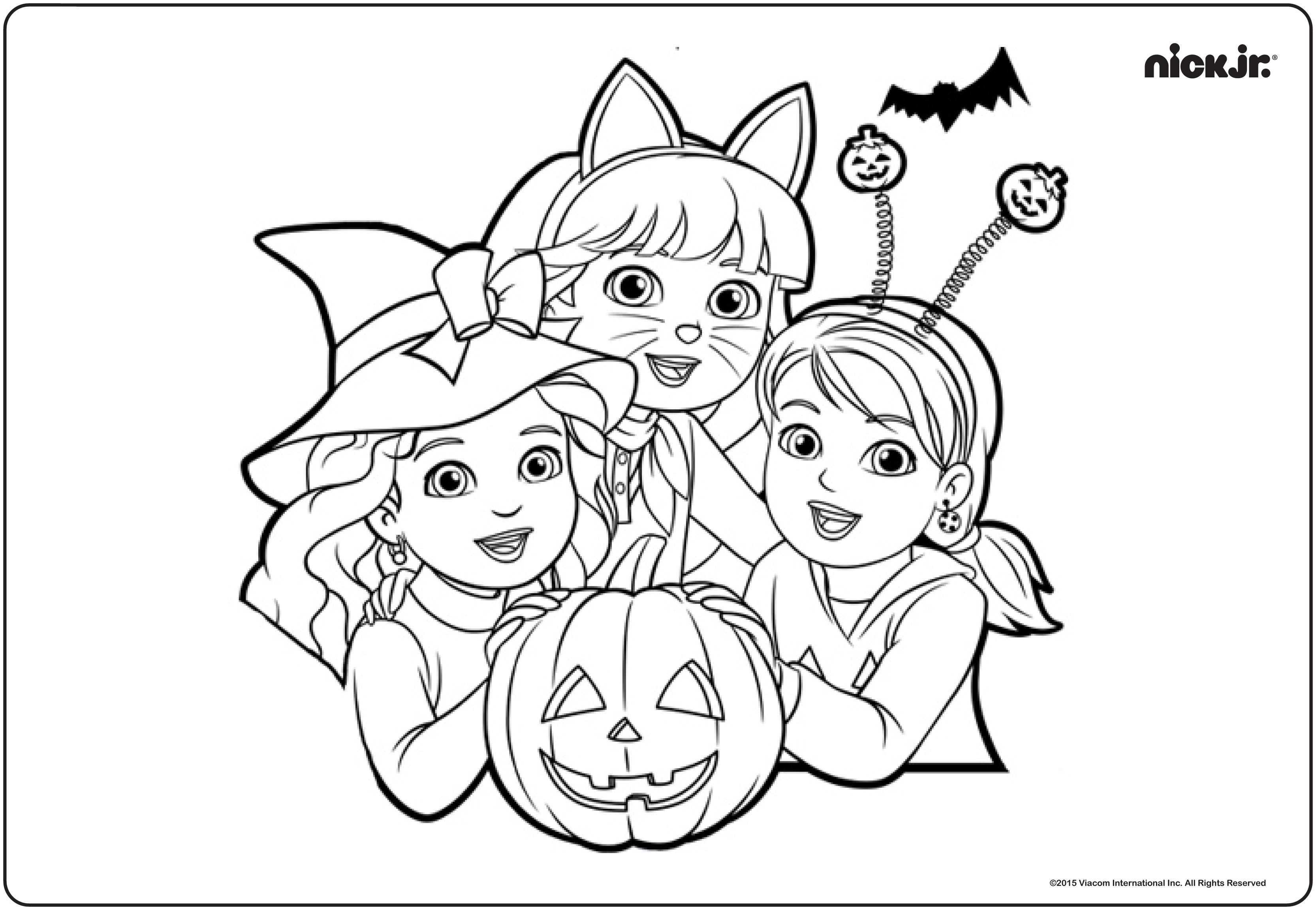 Painting pages dora - Co Coloring Games Nick Jr Nick Jr Pumpkin Party And Giveaway In The Playroom Coloring