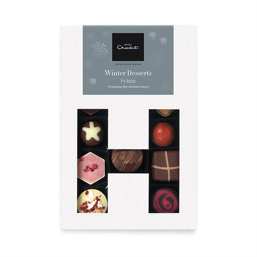 Hotel Chocolat Christmas Chocolate