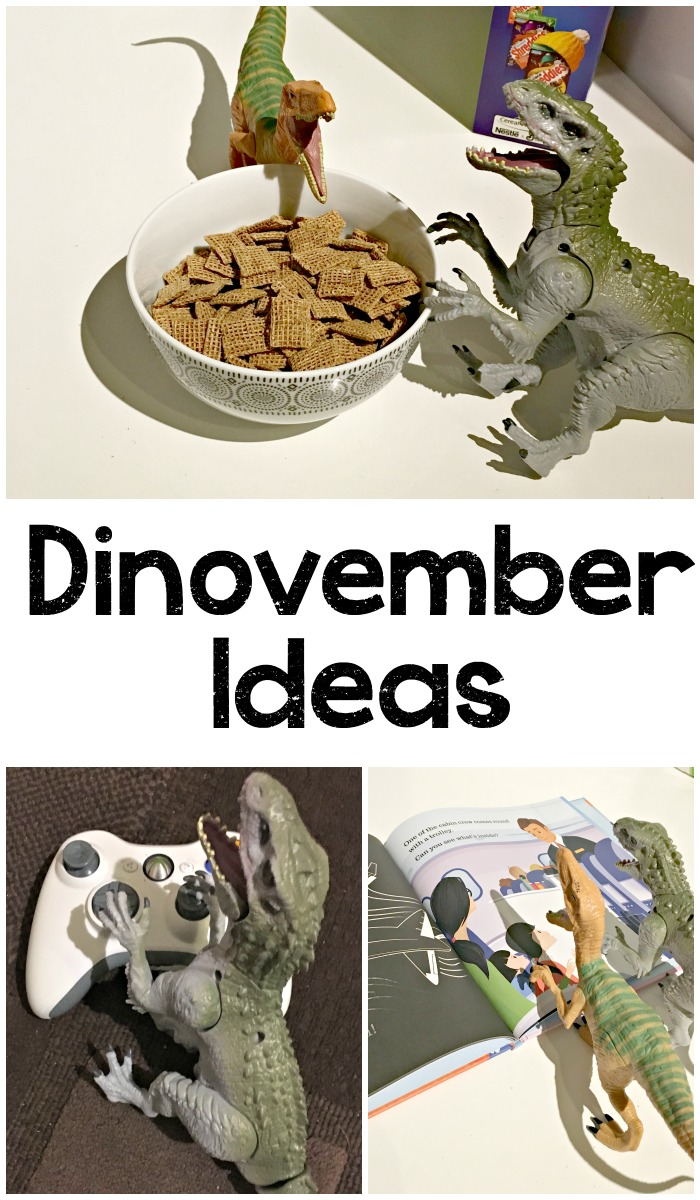Dinovember-Ideas