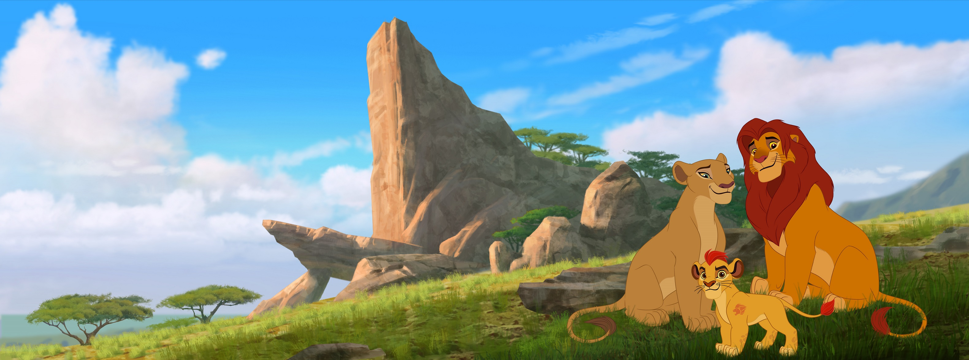 The Lion King is back – The Lion Guard: Return of the Roar