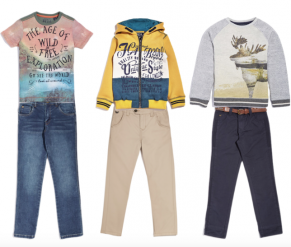 Boys Clothing from FG4