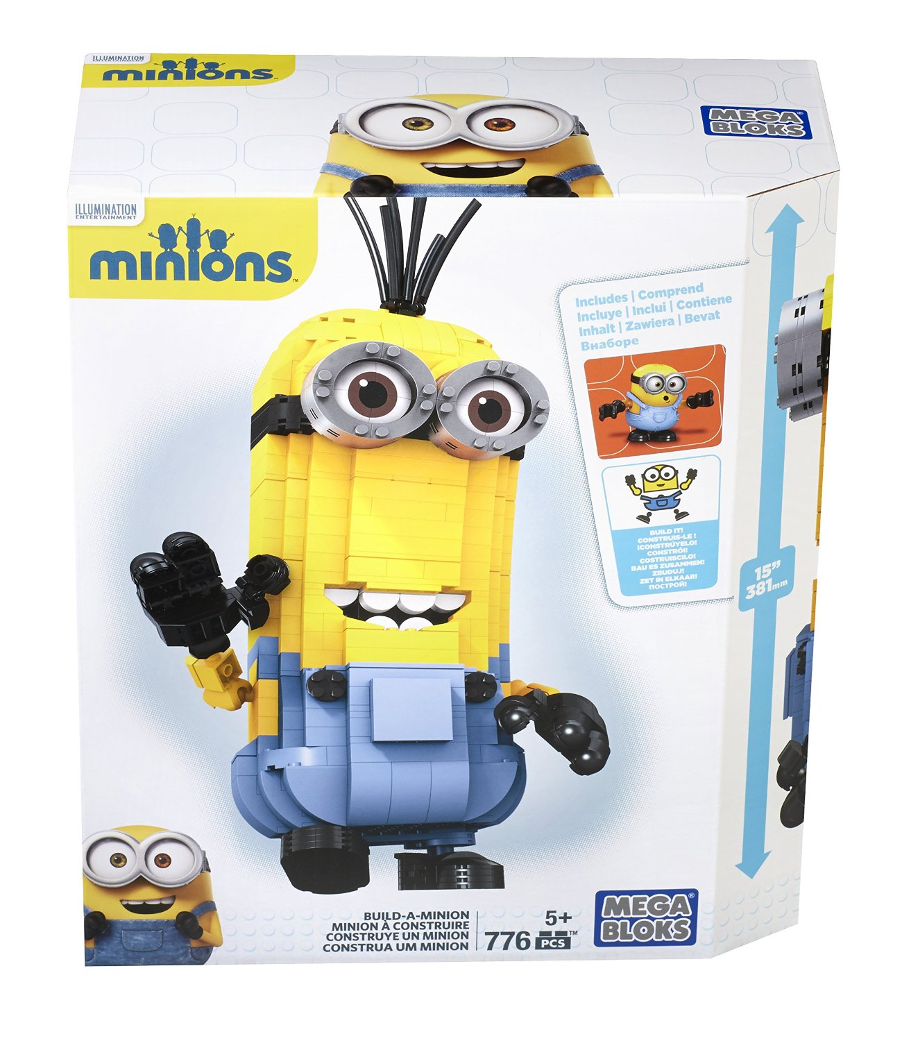Mega Bloks Build a Minion Review - In The Playroom