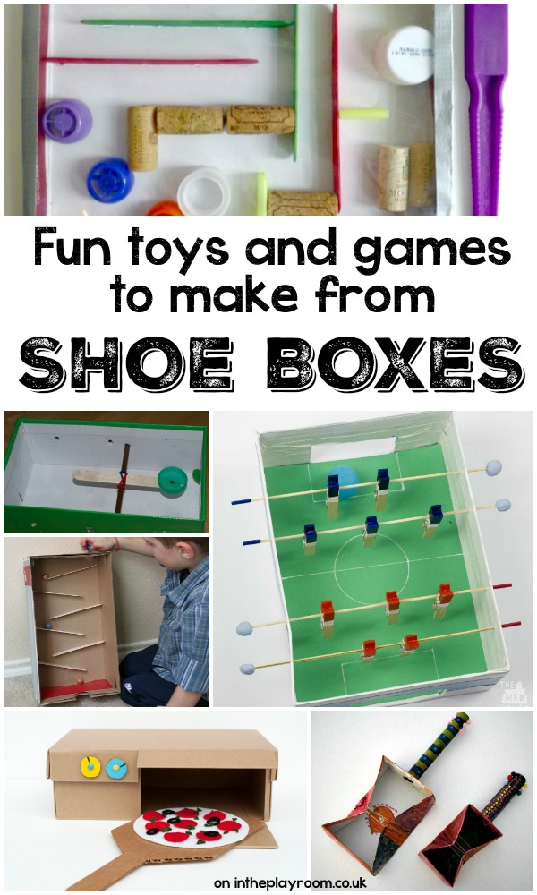 Shoe-Box-Toys