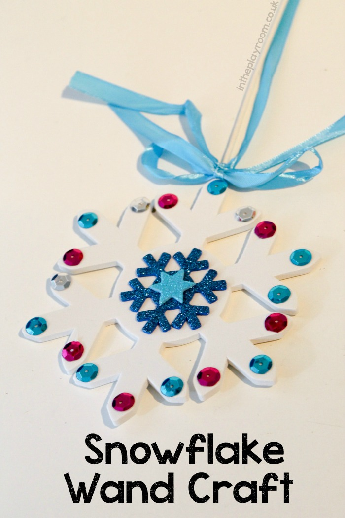 Snowflake-Wand