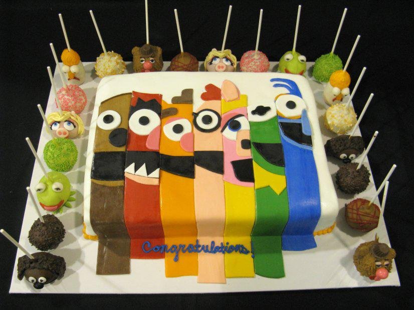 10 Amazing Kids Birthday Cakes Based On Movies In The