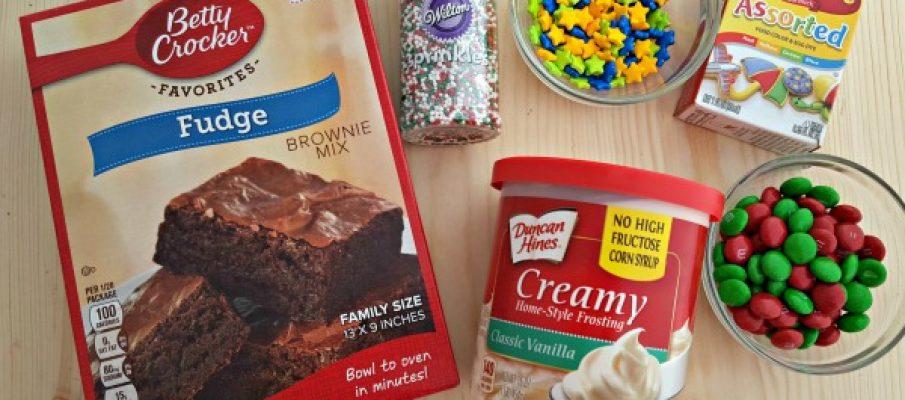 Brownie-Ingredients