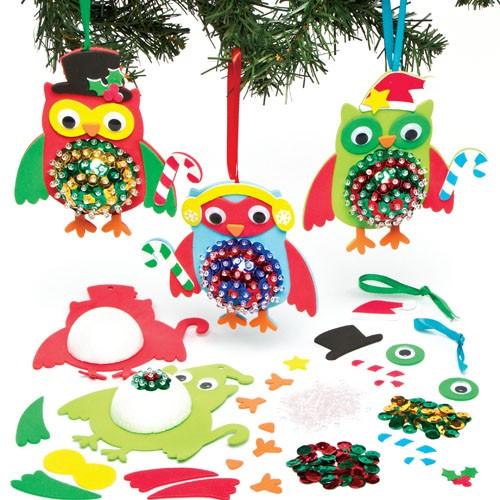 Christmas-Owl-Sequin-Decoration-Kits-AF768Z