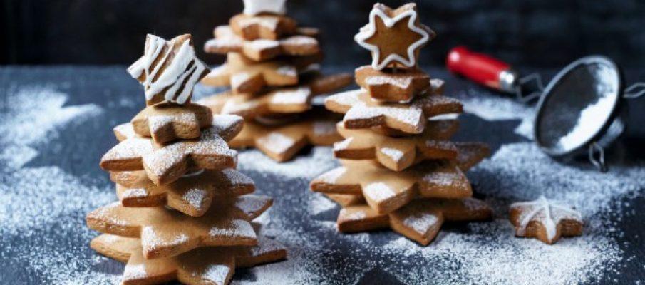Gingerbread-Xmas-Trees