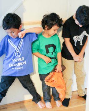 Tiger Prints T-Shirts, Review & Giveaway