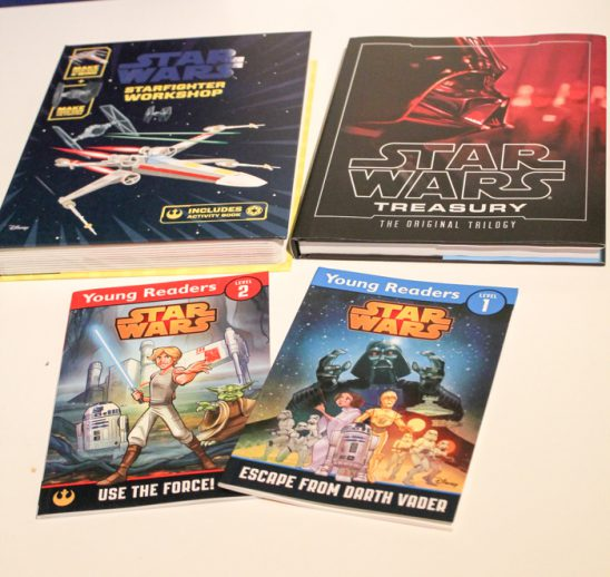 #StarWarsXmasBooks Review & Giveaway