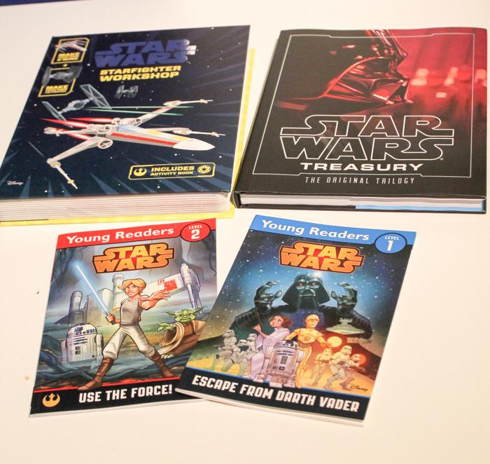 #StarWarsXmasBooks Review & Giveaway