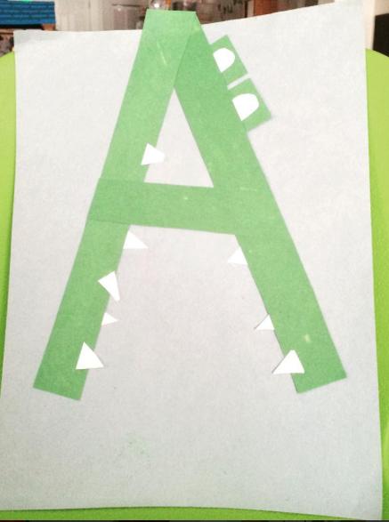 LetterA-Alligator2