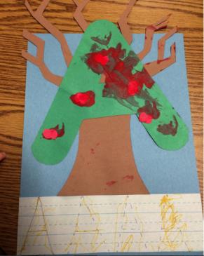 Alphabet Crafts for Kids: Letter A