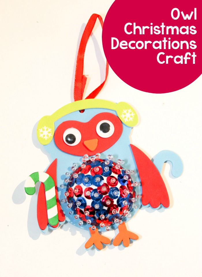 Owl-Decorations