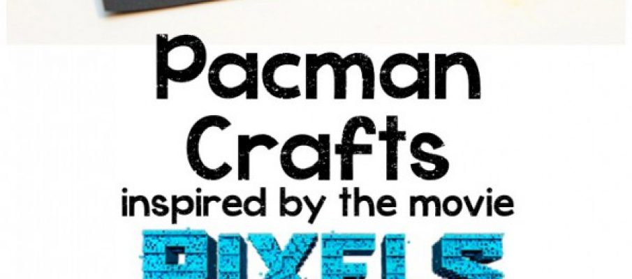 PACMAN-Pixels